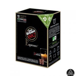 Nespresso kapsule Vergano Espresso1882 Arabica AnanGroup