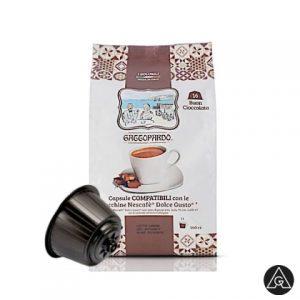 Dolce Gusto kapsule za kafu Gattopardo - Solubili Cioccolato