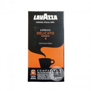 Nespresso kapsule Lavazza Delicato Anangroup
