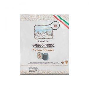 Nespresso kapsule Gattopardo Creme Brulle AnanGroup