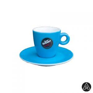 Šoljice za espresso kafu Vergnano plava AnanGroup