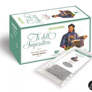 Čaj Regina di Fiori Tè dell'Imperatore Anangroup