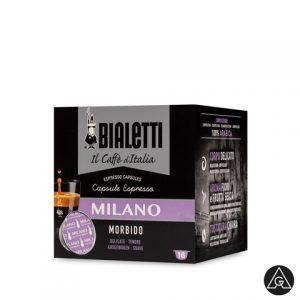 Bialetti espresso kapsule za kafu - Milano
