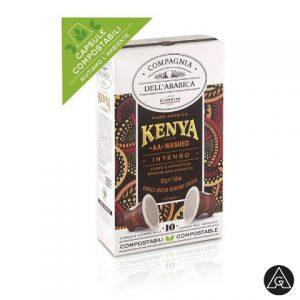 Nespresso kapsule Corsini KENYA Anangroup